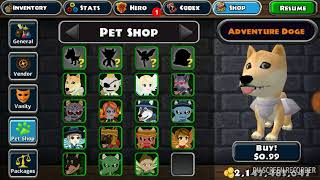 Dungeon Quest MOD APK [UNLIMITED MONEY] 2018