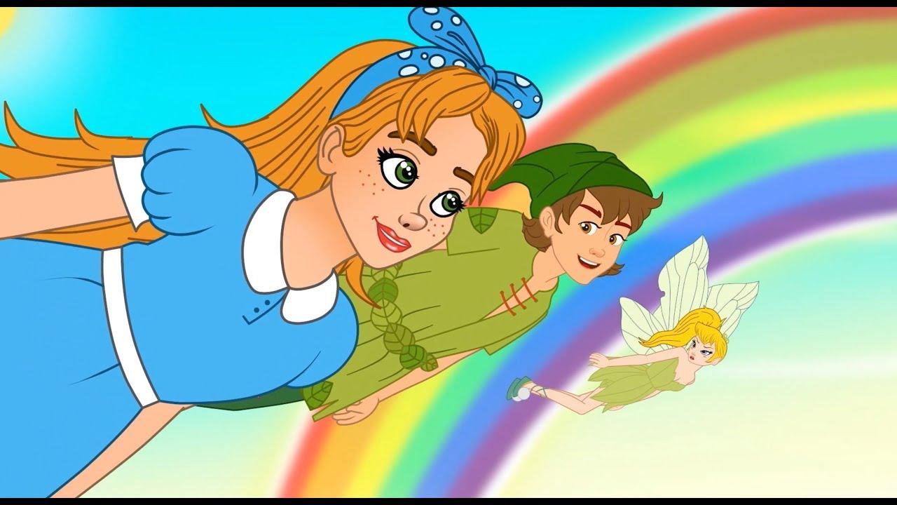 Peter Pan Em Portugues Conto E Musicas Com Os Amiguinhos