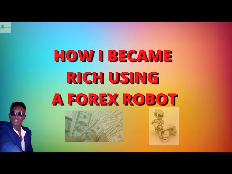HOW I BECAME RICH USING A FOREX ROBOT | NAS100 ROBOT FOR MT4 | **MUST WATCH**