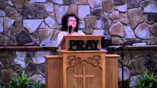 Betty Jean Robinson : Camp meeting 2014