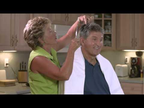 Haircut - Joe Manchin TV Ad