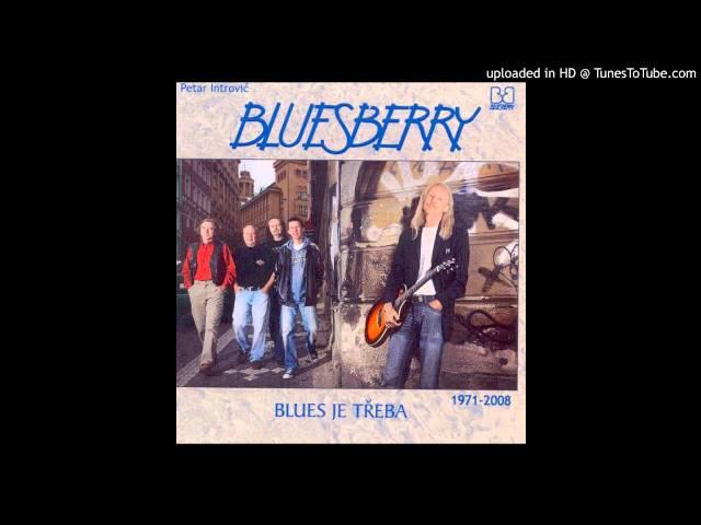 Bluesberry - V rytmu boogie woogie buší srdce mé