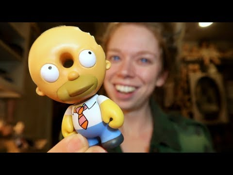 I Found the One I WANTED! - SIMPSONS Treehouse of Horror - Vlogoween 4