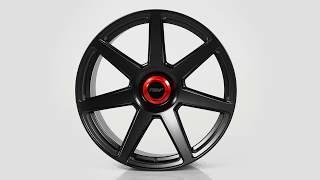 TSW Alloy Wheels - Evo-T in Matte Black