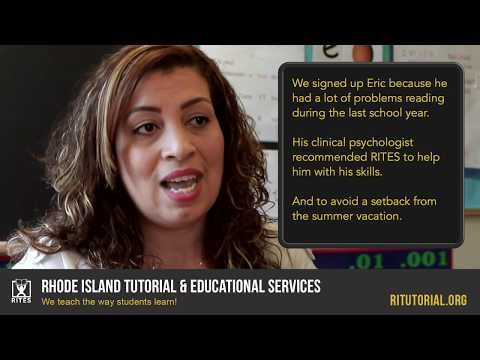 We Teach the Way Students Learn - Eric | RITES Summer Academic Programs