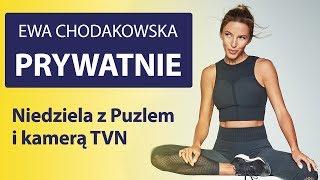 Niedziela z Puzlem i kamerą TVN :)  [Ewa Chodakowska]