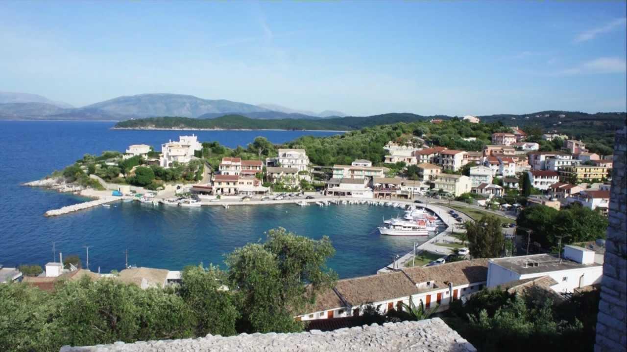 Kassiopi, Corfu 2012 Holiday Video - YouTube