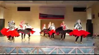 haryanvi folk dance on bollywood songs