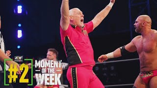 Watch Tully Blanchard's Return to the Ring for the First Time in 30 Years    AEW Dynamite
