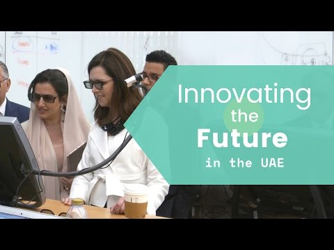 How the UAE is Innovating Its Government for the Future