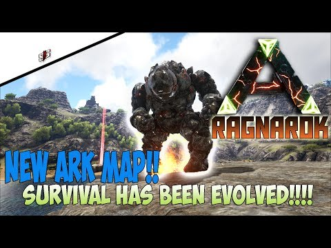 🏝️IT'S A WHOLE NEW WORLD!!! - ARK SURVIVAL EVOLVED|RAGNAROK PRIVATE SERVER WITH THE STUCKSQUAD🏝️