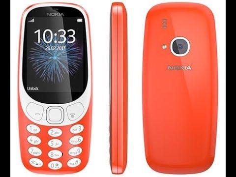 Nokia 3310 2017 NEW original ringtones