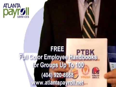 PEO FREE Employee Handbook Atlanta GA PEO Employee Leasing Companies 404 920-8668