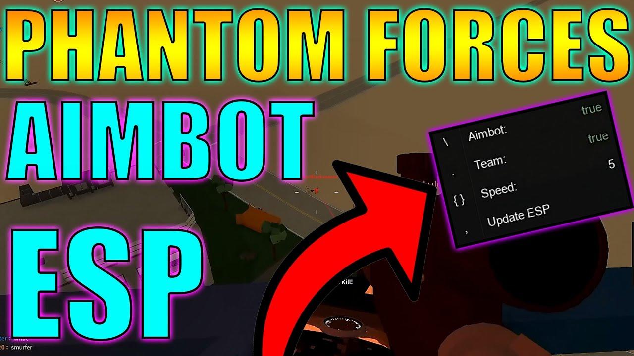 New Phantom Forces Script Pastebin Aimbot And Esp Working 2020