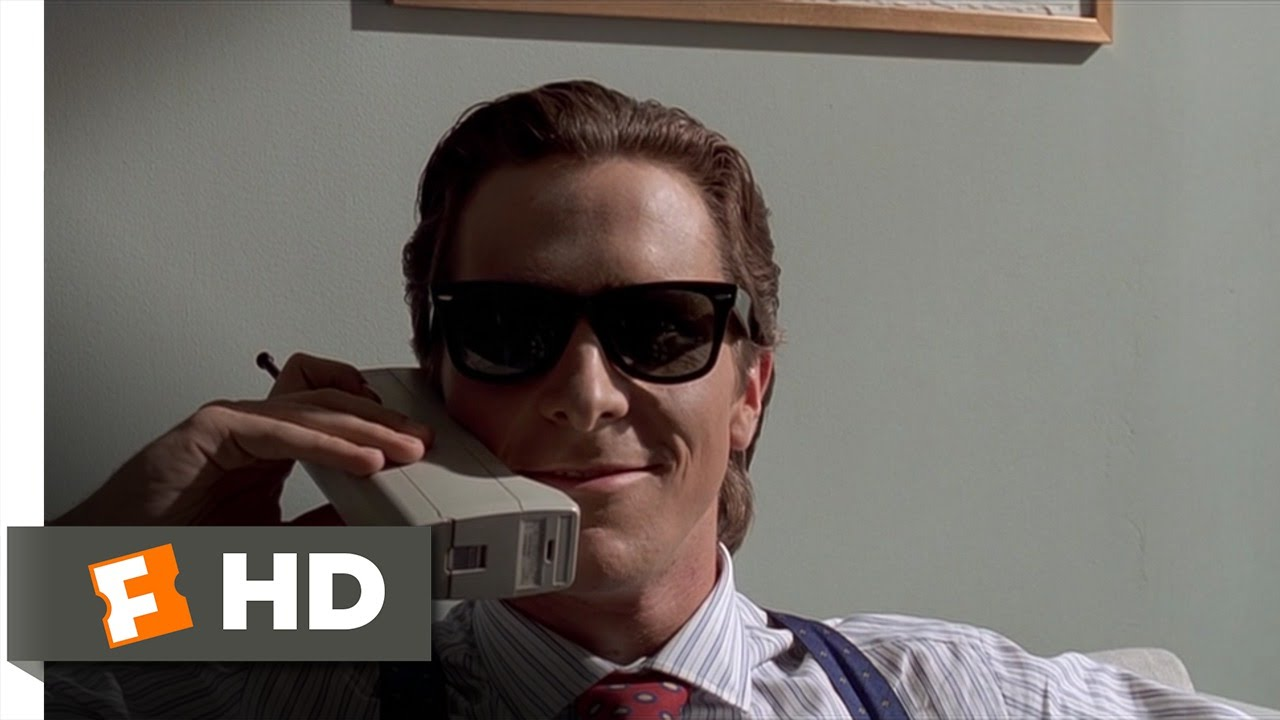 American Psycho 7 12 Movie Clip Dinner Reservations 2000 Hd