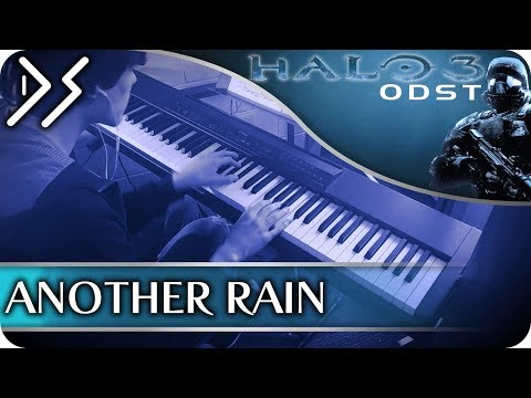 "Halo 3: ODST - ""Another Rain"" [Piano Cover Remastered] 