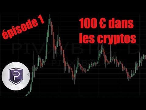 100 Euros Dans Les Cryptos ! [ épisode 1]