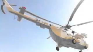 عندما تنطق المروحية الجبارة Mil 171 في الجزائر منتدى التكنول