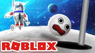 Roblox | Golfing in SPACE! | Galactic Golf