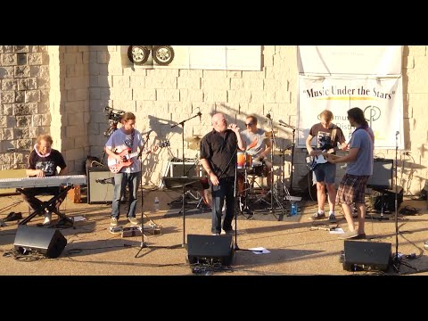 Music Under The Stars featuring Thick Six 8-12-2015  FULL CONCERT
