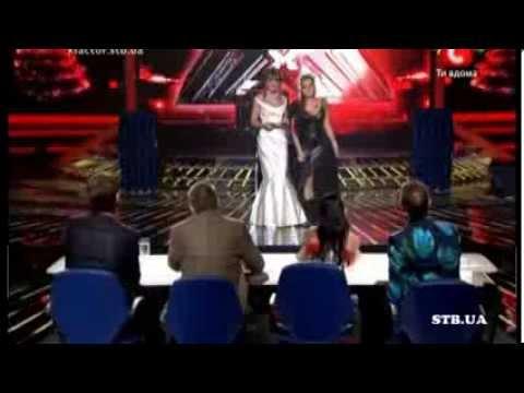«The X-factor Ukraine» Season 1. Tenth live show. part 1