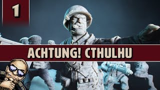 Let's Try: Achtung Cthulhu Tactics - XCOM with Cthulhu!?