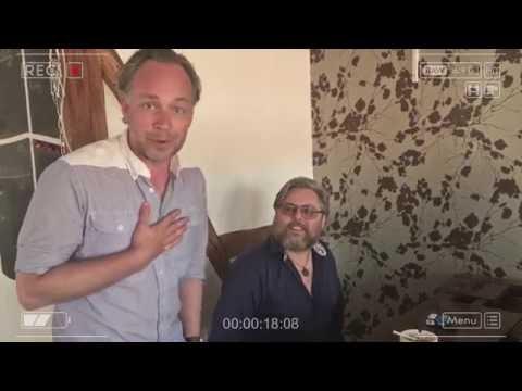 Hør HELT NY musik fra Søren Huss til Bertolt Brechts Svendborgdigte