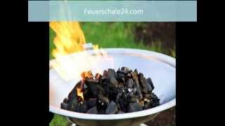 Feuerschale und Feuerkorb