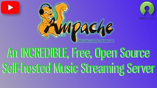 Ampache, a free, self hosted, open source Music Streaming Server to replace iTunes and Spotify.