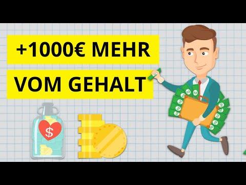 Mehr Netto vom Brutto 2020 - 6 Steuertipps für 1000€ und mehr