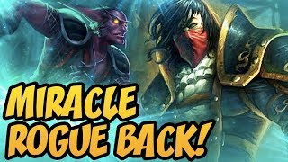 Hearthstone: Miracle Rogue Back!