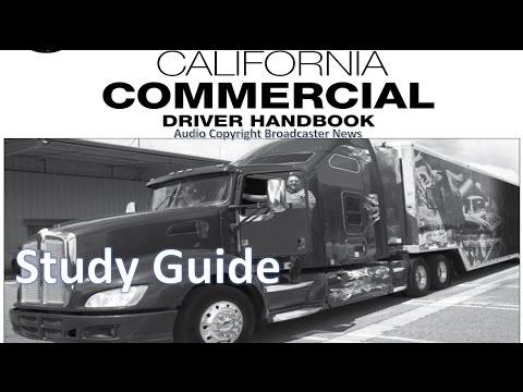 dmv cdl hand book audio calif 2018 study reference youtube rh youtube com free cdl audio study guide texas cdl audio study guide
