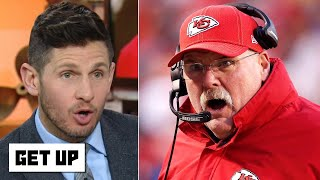 Andy Reid's play-calling vs. Titans surprises Dan Orlovsky | Get Up