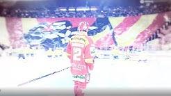 EHCB Fans feiern Captain Mathieu Tschantré - 22.02.2020