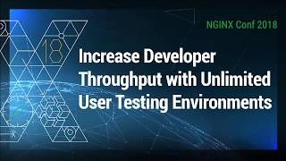 Increase Developer Throughput with Unlimited User Testing Environments | Priceline.com thumbnail