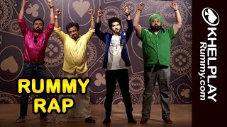 Rummy Rap Video (Full Version) by KhelPlay Rummy | Play Big, Win Big with your Friends Circle Online