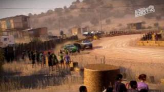 Colin Mcrae Dirt 2 [ HD ] pc gameplay Highest Settings! GeForce GT230 1.5 GiB
