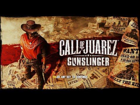 Call of Juarez Gunslinger Playthrough Part 2 |