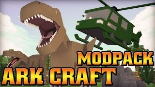 Download do Modpack - ARK CRAFT SURVIVAL