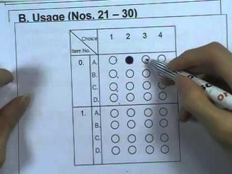 ข้อสอบภาษาอังกฤษ O-NET ,ปี2553 ,ตอน04