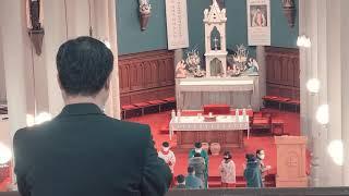 """가톨릭성가 166번 """"생명의 양식"""" …"""