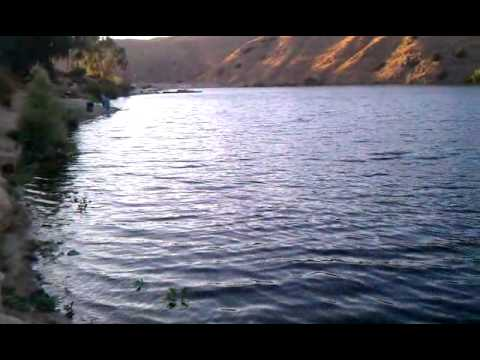 Corona lake bass fishing youtube for Corona lake fishing
