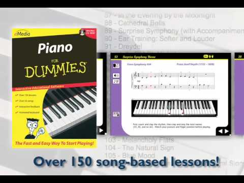 how to read music for dummies