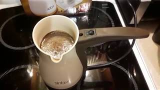 кофеварка Sinbo SCM-2928 обзор