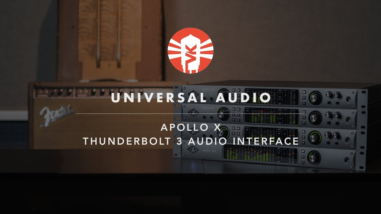 First Listen: A Review Of The Universal Audio Apollo X Audio