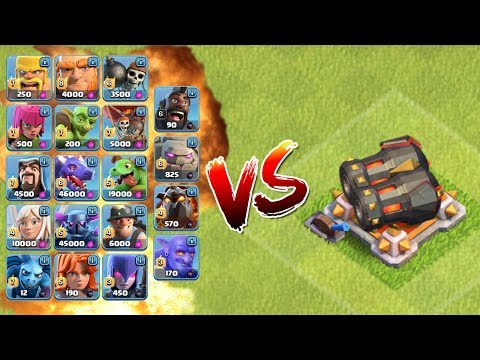 ALLE TRUPPEN vs. DOPPELKANONE! || CLASH OF CLANS || Let's Play CoC [Deutsch/German HD]
