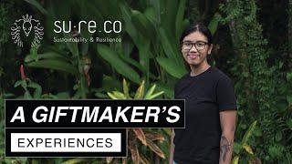 Gift Maker's Experiences - Radhya Avisya, DO Business Manager