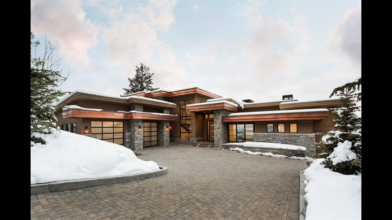 Contemporary Mountain Home In Park City Utah Sotheby S