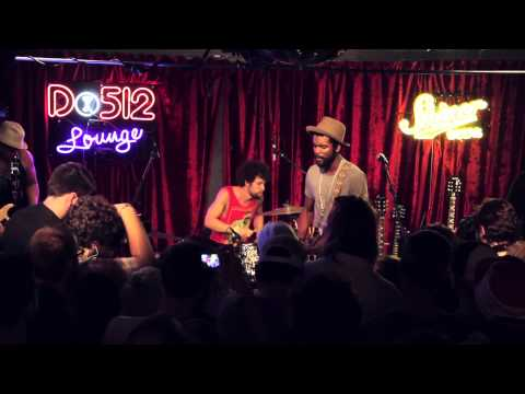"""Gary Clark Jr. - """"When My Train Pulls In""""   a Do512 Lounge Session"""