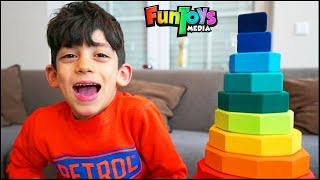 Kids School Evening Routine and Fun Play Time